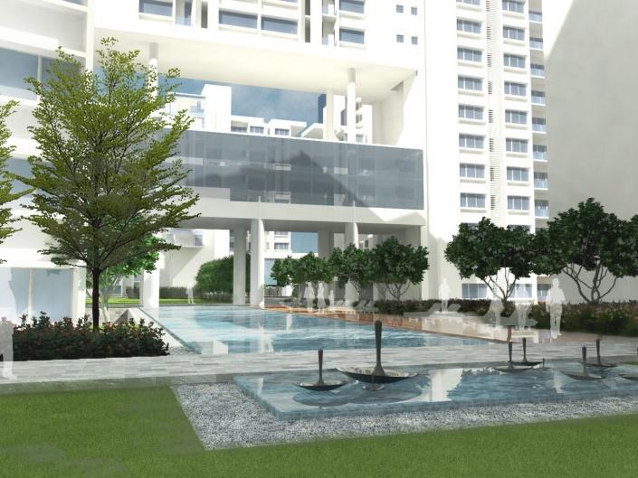 印度班加羅爾Rohan住宅項目