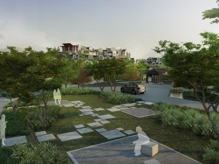 HuangShan Banyan Tree Residence